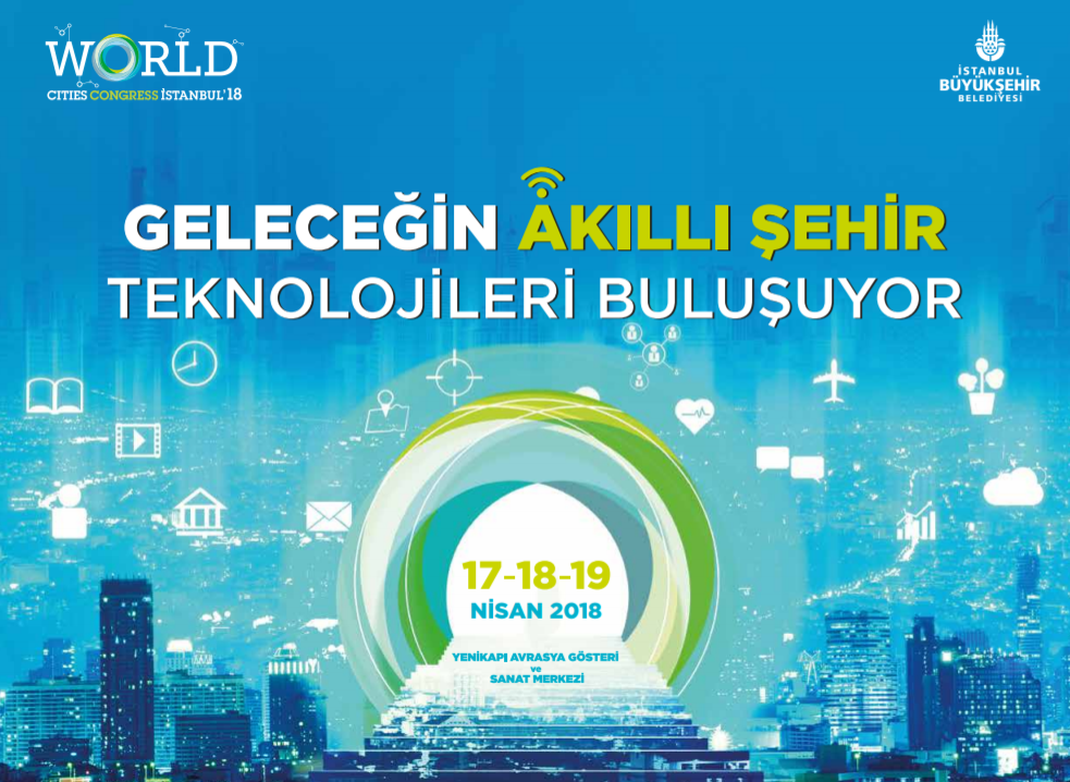 World Cities Congress İstanbul 2018!